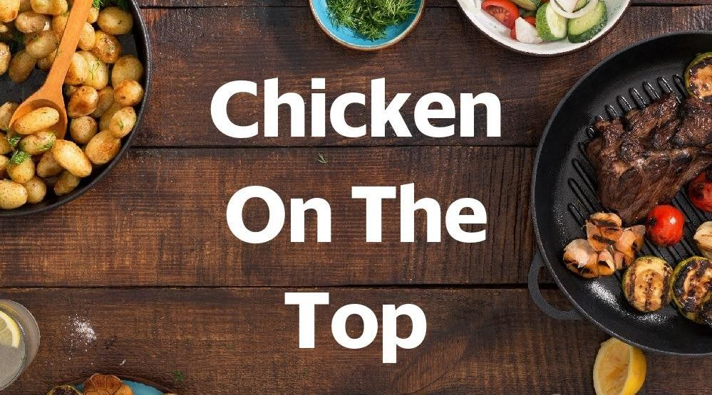 Foto Menu & Review Chicken On The Top - Pasar Baru The Box In - Tamansari