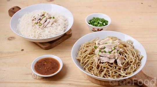 Foto Menu & Review Bakmi Ayam Alok - Pluit Village - Penjaringan