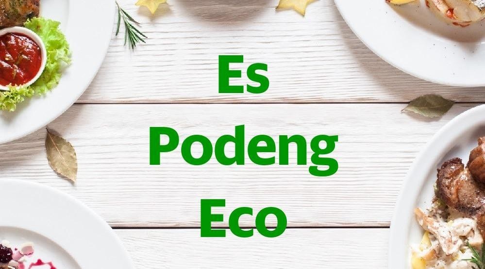 Foto Menu & Review Es Podeng Eco - Kebun Jeruk - Kebonjeruk