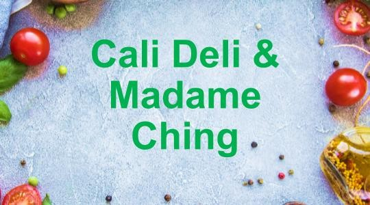Foto Menu & Review Cali Deli & Madame Ching - Karet Tengsin - Setiabudi