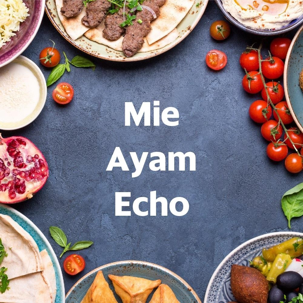 Foto Menu & Review Mie Ayam Echo - Jati - Pulogadung