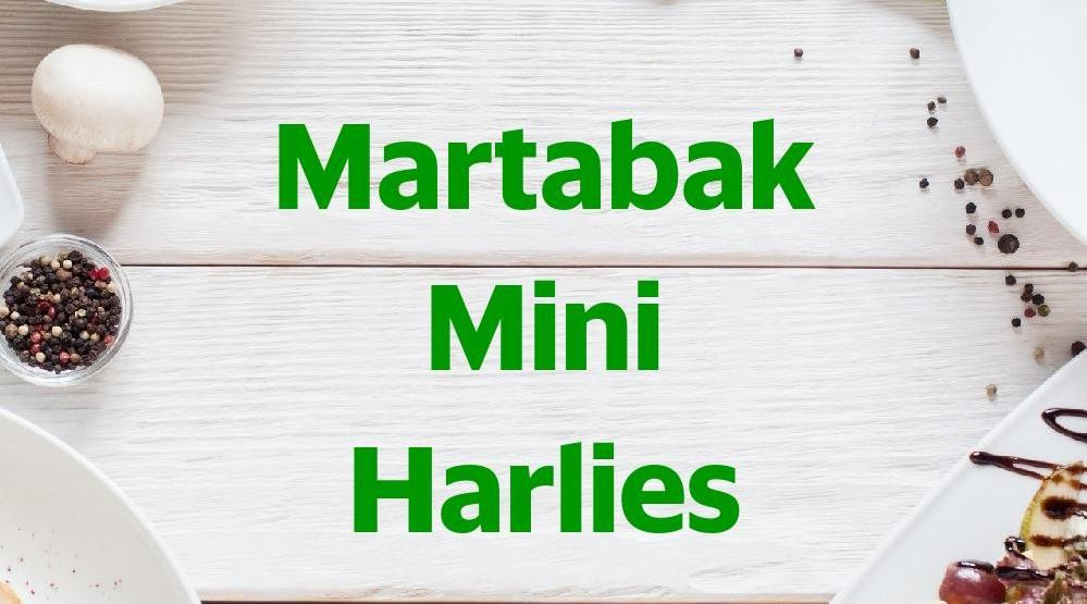 Foto Menu & Review Martabak Mini Harlies - Semanan - Kalideres