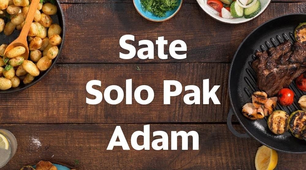 Foto Menu & Review Sate Solo Pak Adam - Hj Nawar - Tanjung Priok