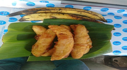 Foto Menu & Review Pisang Goreng Tanduk Enjoy - Manggarai - Tebet
