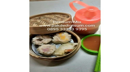 Foto Menu & Review Pakde Dimsum - Taman Kuliner Billy Moon - Duren Sawit