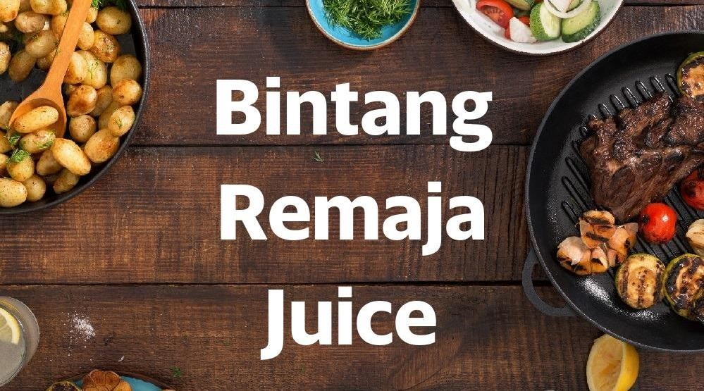 Foto Menu & Review Bintang Remaja Juice - Kemayoran - Kemayoran