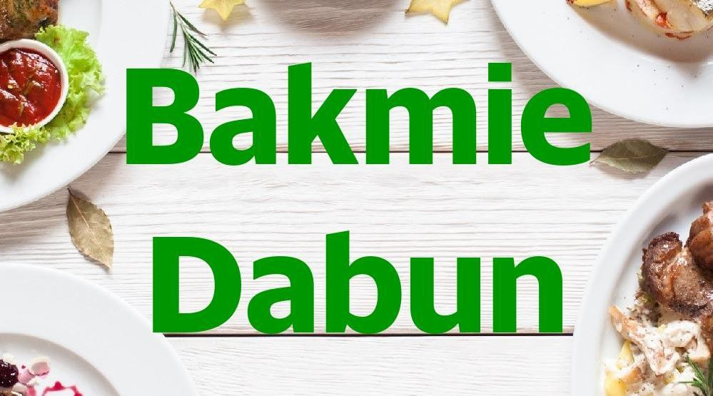 Foto Menu & Review Bakmie Dabun - Sunter - Tanjung Priok