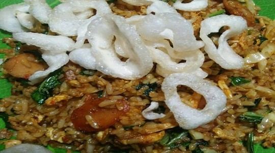 Foto Menu & Review Nasi Goreng Gila Bang Ali - Sunter Agung - Tanjung Priok