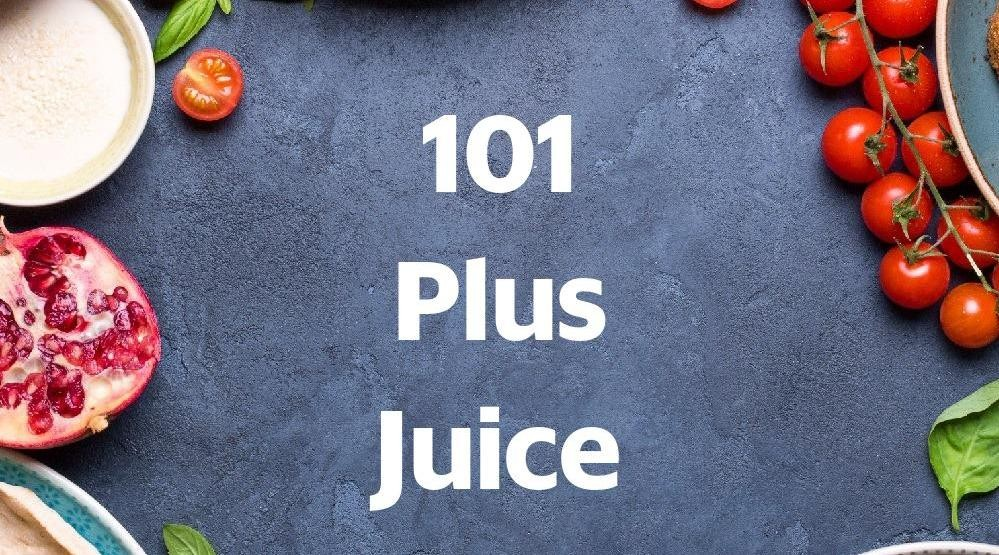 Foto Menu & Review 101 Plus Juice - Ruko Cordoba PIK - Penjaringan