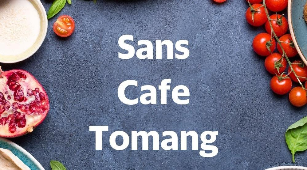 Foto Menu & Review Sans Cafe Tomang - Jatipulo - Palmerah