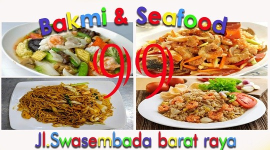 Foto Menu & Review Bakmi 99 & Seafood - Kebon Bawang - Tanjung Priok