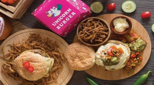 Foto Menu & Review Unicorn Burger - Petogogan - Kebayoran Baru