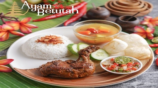 Foto Menu & Review Ayam Betutah - Sunter Agung - Tanjung Priok