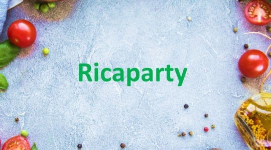 Foto Menu & Review Ricaparty - Lebak Bulus - Cilandak