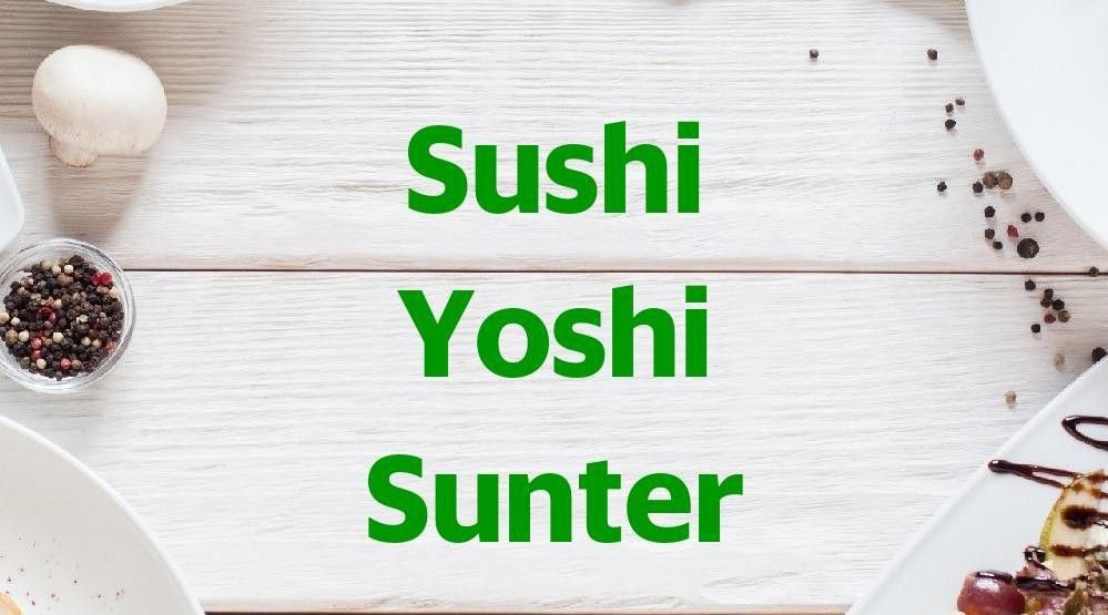 Foto Menu & Review Sushi Yoshi Sunter - Taman Sunter Indah - Tanjung Priok