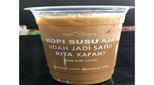 Foto Menu & Review Kong Djie Coffee - Grogol - Grogol Petamburan