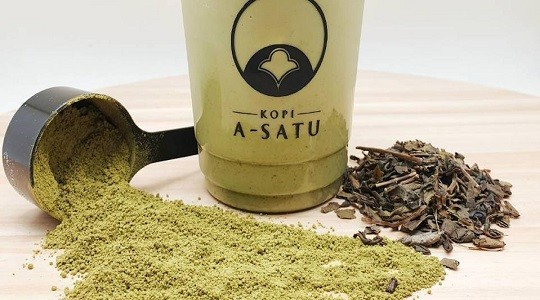 Foto Menu & Review Kopi A Satu - Pluit - Penjaringan