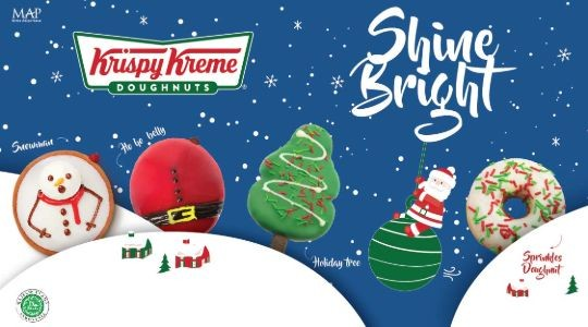 Foto Menu & Review Krispy Kreme - Djakarta Theater - Menteng