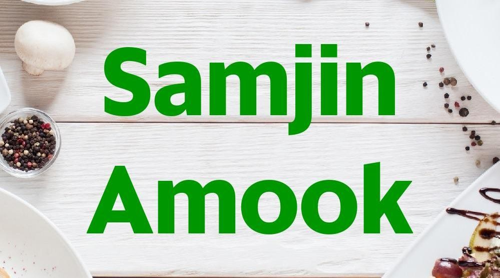 Foto Menu & Review Samjin Amook - Central Park - Grogol Petamburan