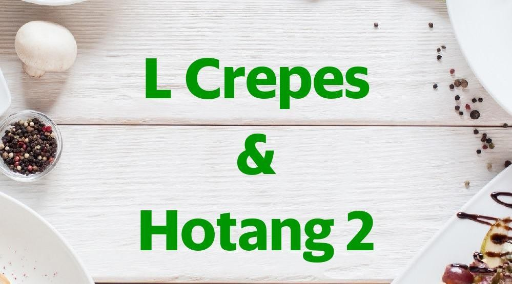 Foto Menu & Review L Crepes & Hotang 2 - Bukit Duri - Tebet