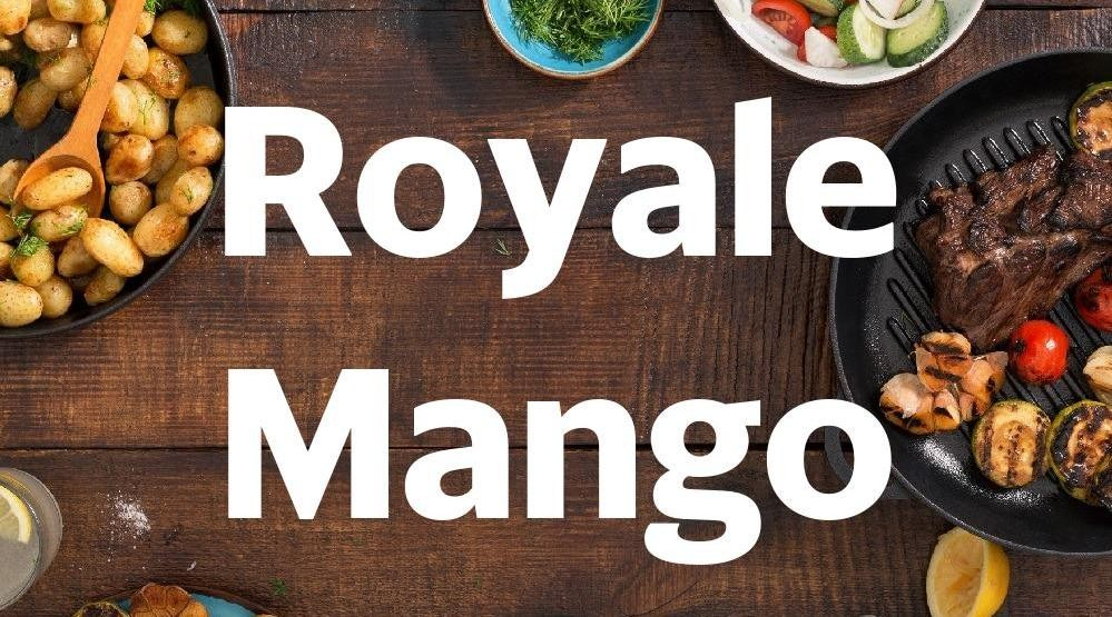 Foto Menu & Review Royale Mango - Bassura Mall - Jatinegara