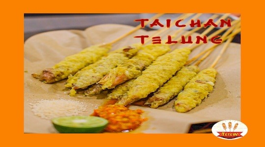 Foto Menu & Review Sate Taichan Bang Tetew - Sunter Agung - Tanjung Priok