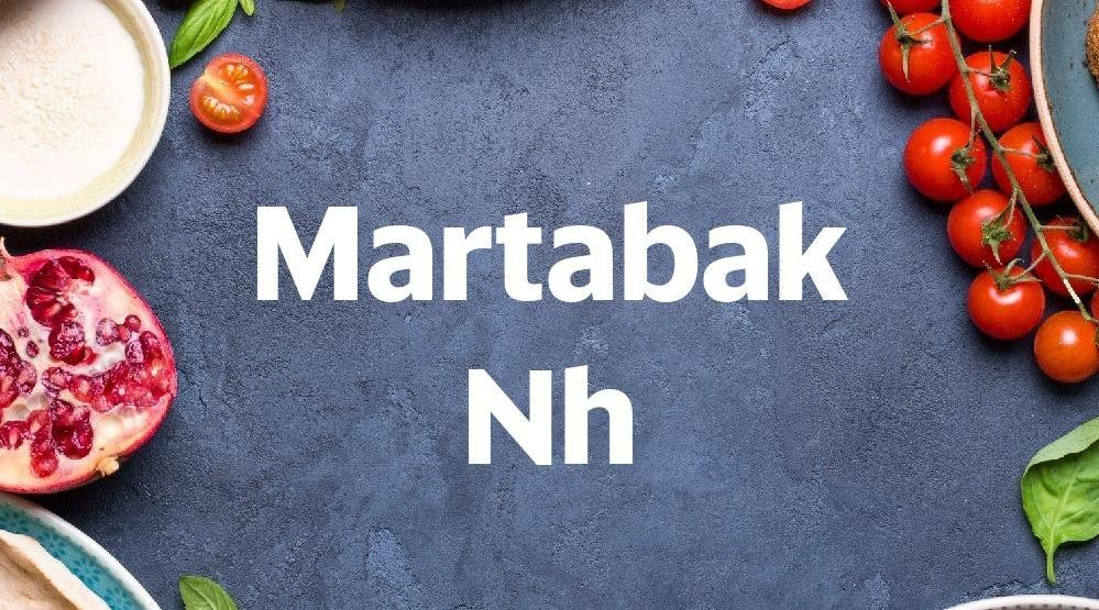 Foto Menu & Review Martabak Nh - Jati - Pulogadung