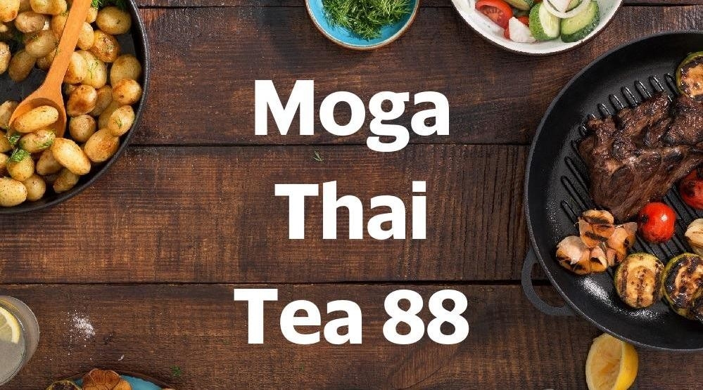 Foto Menu & Review Moga Thai Tea 88 - Sungai Bambu - Tanjung Priok