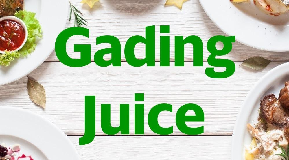 Foto Menu & Review Gading Juice - Serdang - Kemayoran