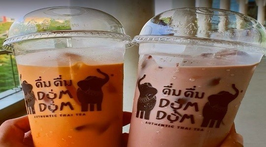 Foto Menu & Review Dum Dum Authentic Thai Tea - Grand Itc Permata Hijau - Kebayoran Lama