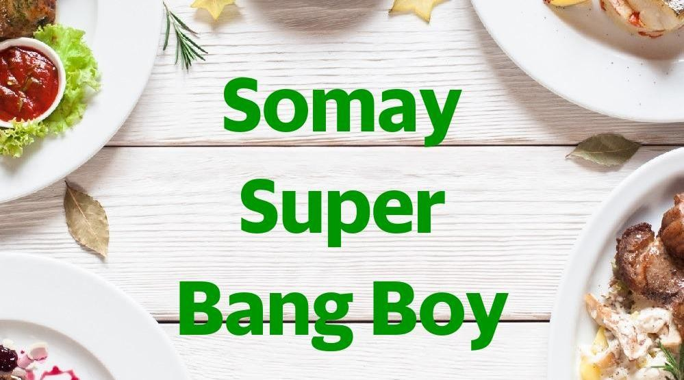 Foto Menu & Review Somay Super Bang Boy - Menteng - Menteng