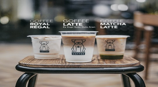 Foto Menu & Review Goffee - ITC Mangga Dua - Pademangan