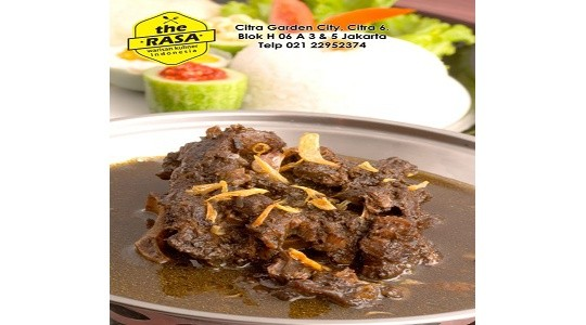 Foto Menu & Review The Rasa - Tegal Alur - Kalideres