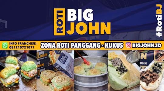 Foto Menu & Review Roti Big John - Palem - Kalideres