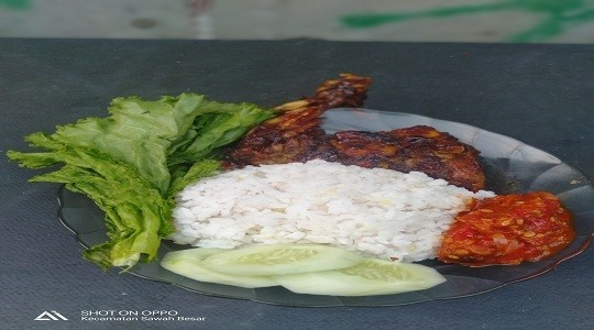 Foto Menu & Review Ayam Bakar Kentha - Kartini - Sawah Besar