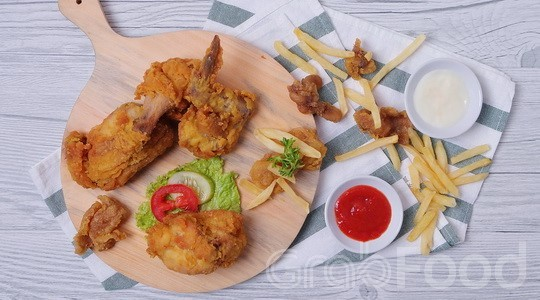 Foto Menu & Review Chicago Fried Chicken - Lapangan Merah - Jagakarsa