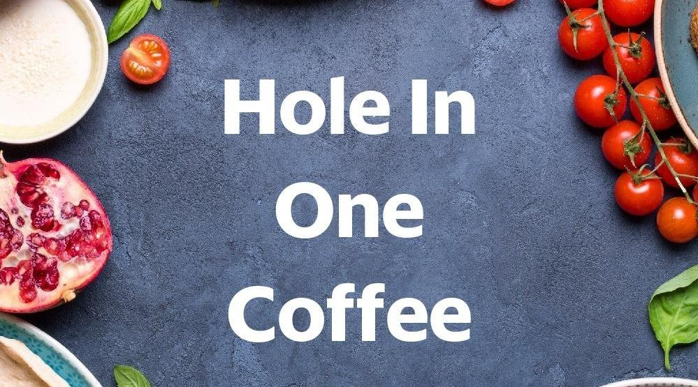 Foto Menu & Review Hole In One Coffee - Cilandak Timur - Pasar Minggu