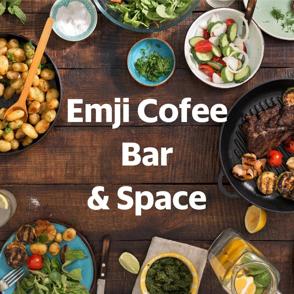 Foto Menu & Review Emji Cofee Bar & Space - The Bellagio Mansion - Setiabudi