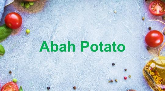 Foto Menu & Review Abah Potato - Lagoa - Koja