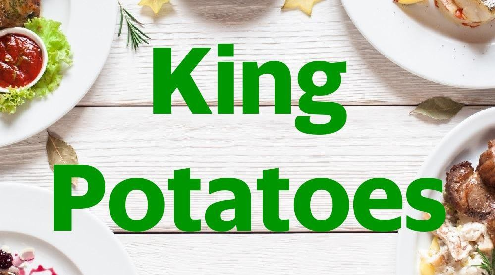 Foto Menu & Review King Potatoes - Warakas - Tanjung Priok