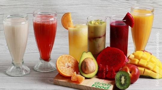 Foto Menu & Review Bang Ade Juice - Duren Tiga - Pancoran