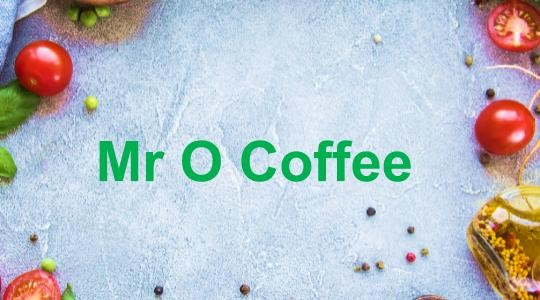 Foto Menu & Review Mr O Coffee - Rawamangun - Pulogadung