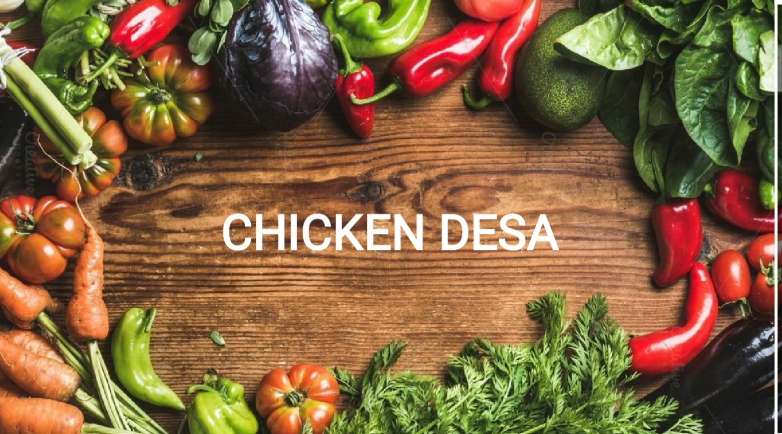 Foto Menu & Review Chicken Desa - Cawang - Pancoran