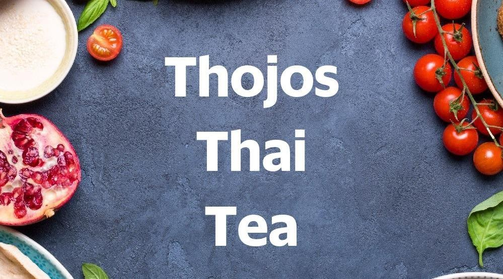 Foto Menu & Review Thojos Thai Tea - Green Garden 'Gang Asem - Kebonjeruk