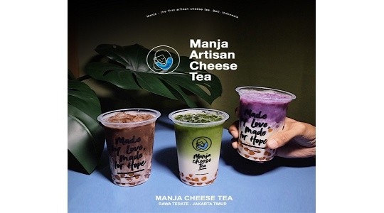 Foto Menu & Review Manja Cheese - Rawa Terate - Cakung
