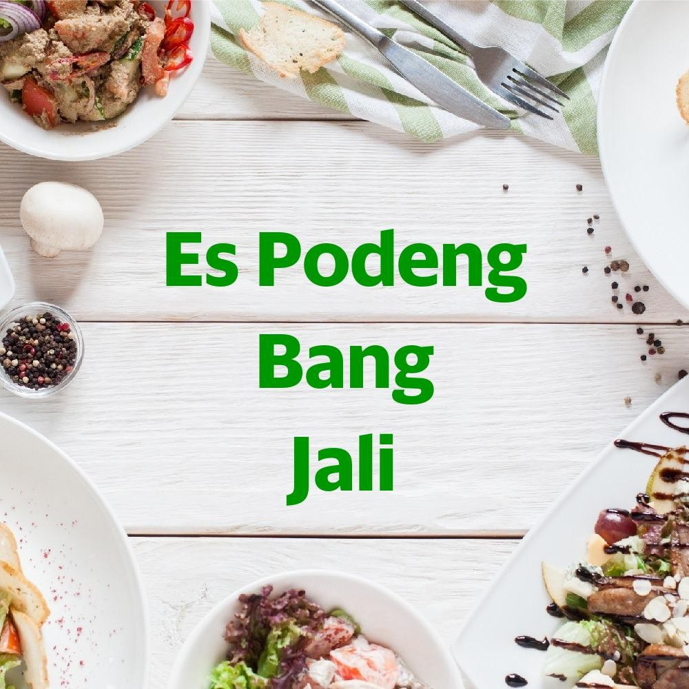 Foto Menu & Review Es Podeng Bang Jali - Selong - Kebayoran Baru