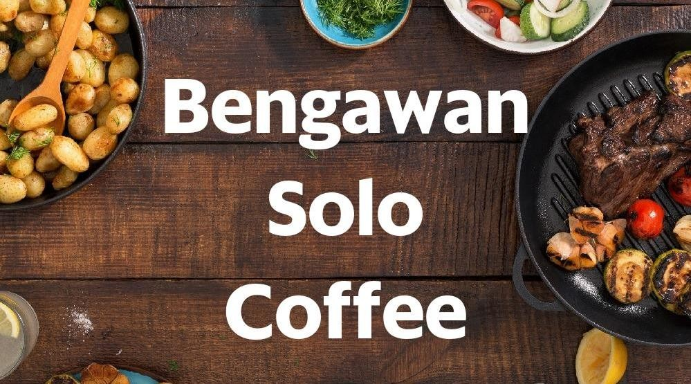 Foto Menu & Review Bengawan Solo Coffee - Plaza Permata - Menteng