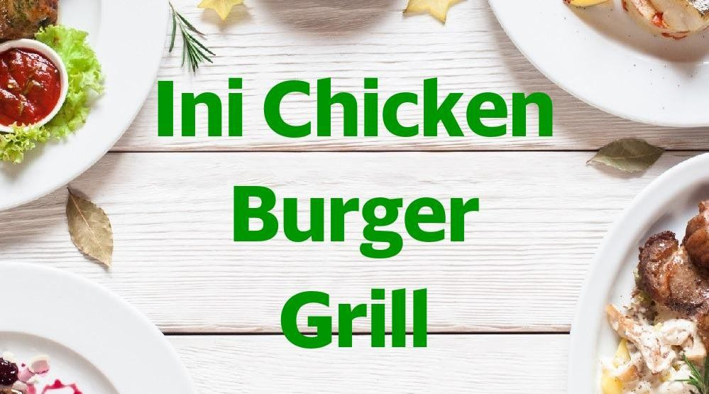 Foto Menu & Review Ini Chicken Burger Grill - Bintaro - Pesanggrahan