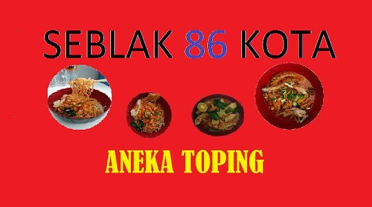 Foto Menu & Review Seblak 86 Kota - Pademangan Timur - Pademangan
