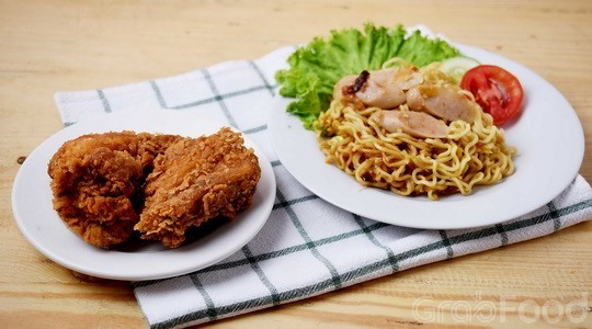Foto Menu & Review Fried Chicken Geprek Gian - H. Ung - Kemayoran